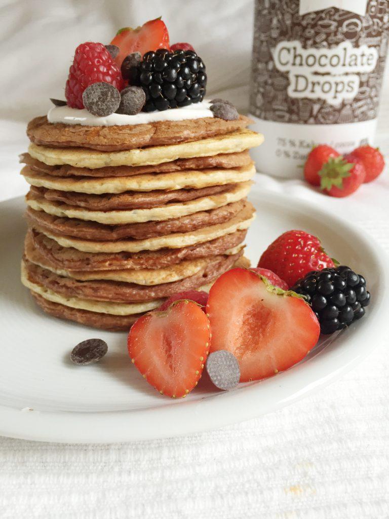 Protein-Pancakeduo