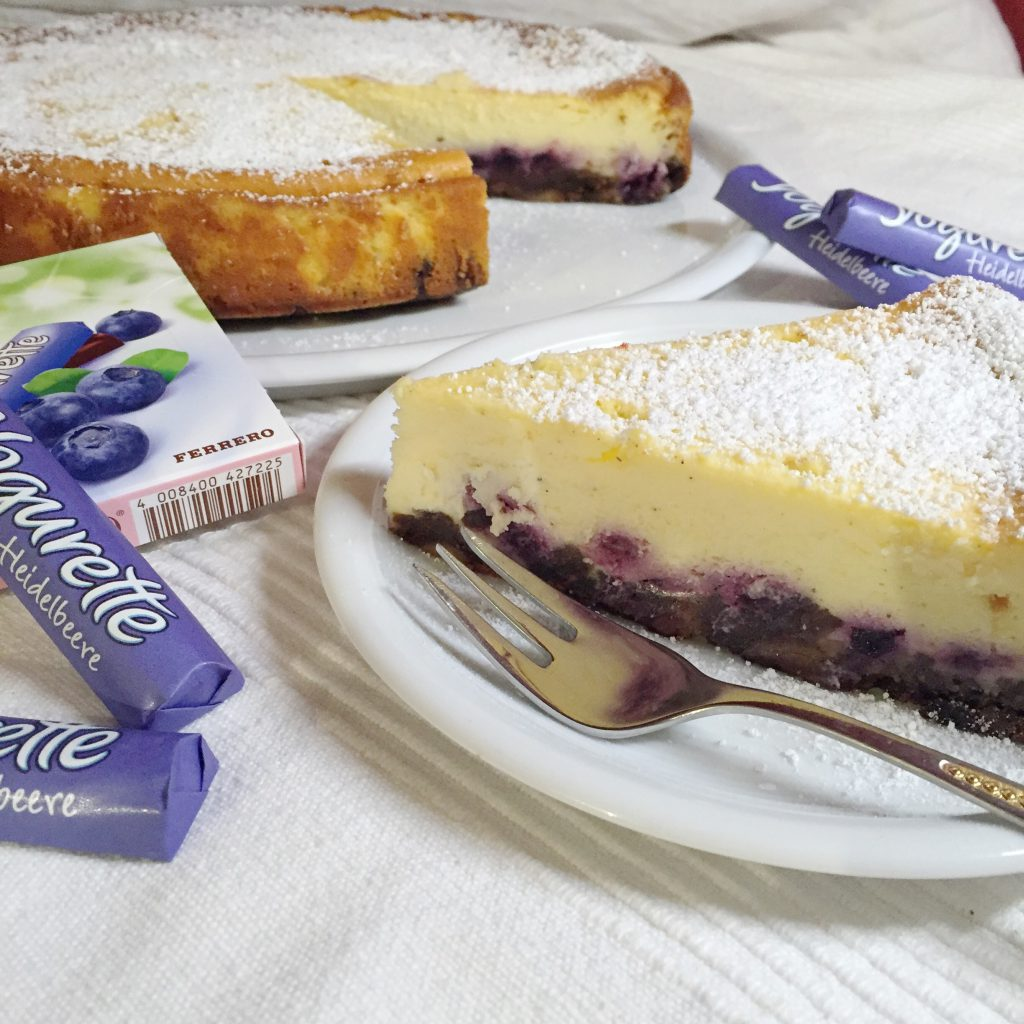 Yogurette-Cheesecake