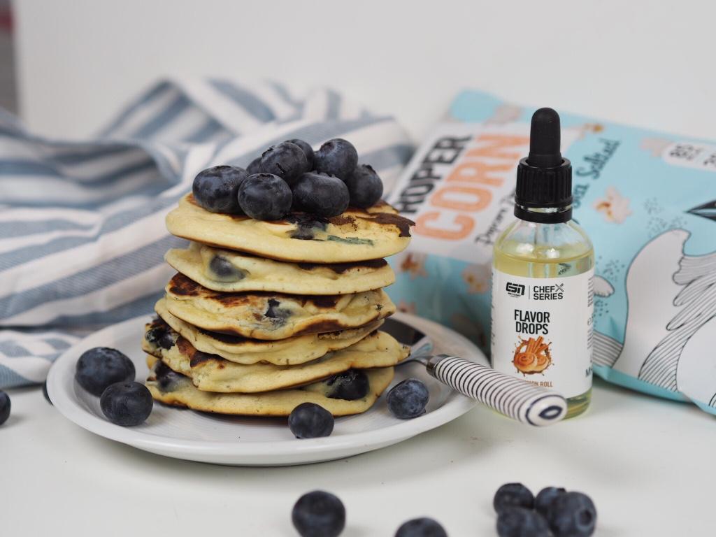 Blueberry Pancakes – einfach lecker